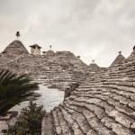Trulli houses of Alberobello, Italy — Stock Photo #36299965