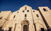 The Basilica of Saint Nicholas,in Bari, Italy — Stock Photo