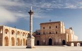 Sanctuary of Santa Maria di Leuca in Italy. — Stock Photo