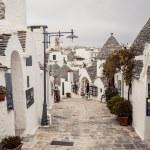 Trulli houses of Alberobello, Italy — Stock Photo #36300489