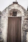 Trulli house in Alberobello, Italy — Stock Photo