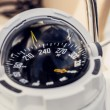 Nautical compass — Foto Stock