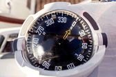 Nautical compass — Stock Photo