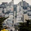 View of San Francisco, USA — Stock Photo