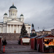 Stock Photo: Helsinki Cathedral