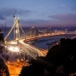 San Francisco Oakland Bay Bridge — Stock Photo