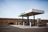 USA gas station — Stock Photo