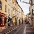 Street in Saint Tropez — Stock Photo #39744043