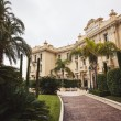 Stock Photo: Hermitage Hotel in Monte Carlo