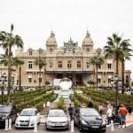 Monte Carlo Casino — Stock Photo #39744105