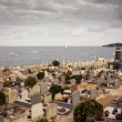 Stock Photo: Cemetery in Saint Tropez
