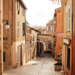 Street in Saint Tropez — Stock Photo