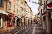 Street in Saint Tropez — Stock Photo
