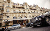 Hotel de Paris in Monte Carlo — Stock Photo