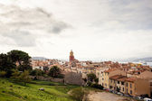 View of Saint Tropez — Stock Photo