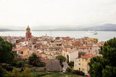 View of Saint Tropez — Foto de Stock