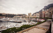 Marina of Monte Carlo — Stock Photo