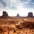 Monument Valley — Foto de stock #39965749