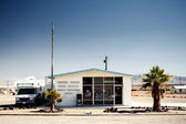 Post Office on the Route 66 — Stock Photo