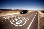 Famous Route 66 — Stock Photo