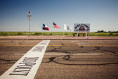 Midway point along Route 66 — Stock Photo