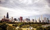 Downtown Chicago — Stock fotografie