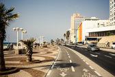 Seafront of Tel Aviv — Stock Photo