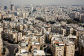 Aerial view of the City of Tel Aviv — Stock Photo