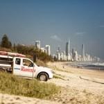 City of Gold Coast, Australia — Stock Photo