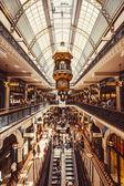 Queen Victoria Market in Sydney — Stock Photo