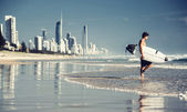 City of Gold Coast, Australia — Stock Photo