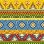 Постер, плакат: Aztec seamless pattern
