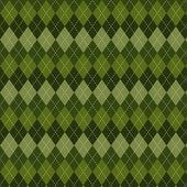 Seamless argyle pattern. — Stock Vector