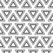 Tribal seamless pattern. — Stock Vector