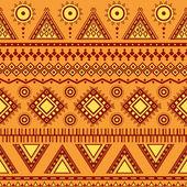 Modèle sans couture aztèque. — Vecteur