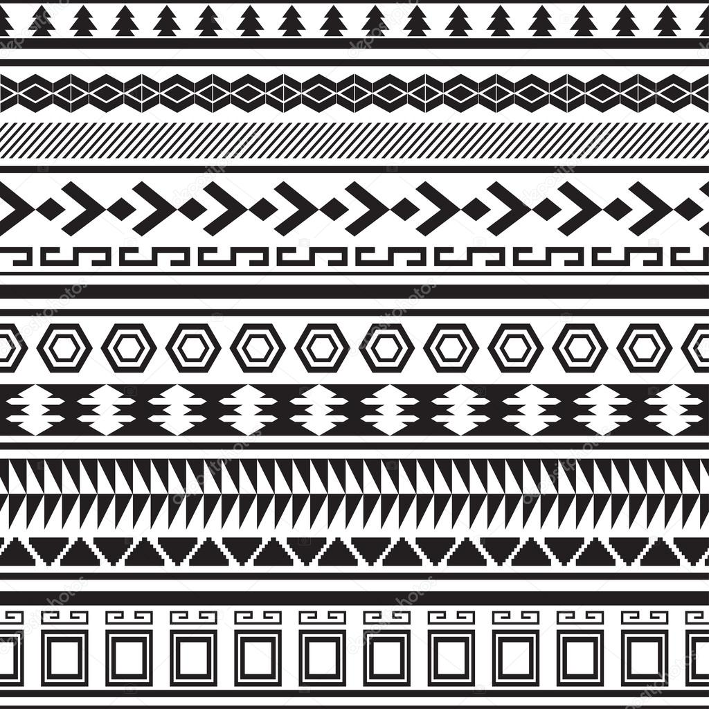 2048 Tribal Patterns