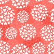 Seamless pattern with hearts. — Stok Vektör #37713751
