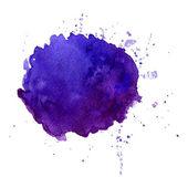 Watercolor splash. — Stock Vector