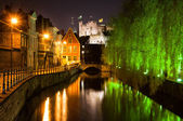 Historical Ghent — Stock Photo