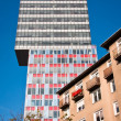 Bratislava urban buildings — Stock Photo