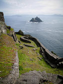 Skellig Michael — Stockfoto