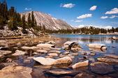 Chickenfoot Lake — Stock Photo