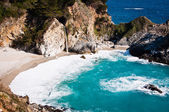 Julia Pfeiffer Burns State Park — Stock Photo