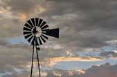 American windmill — Stock Photo