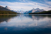 Maligne Lake — Stock Photo
