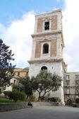Campana de la torre — Foto de Stock