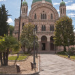 Florence synagogue — Stock Photo