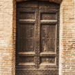 Old door — Stock Photo #13793285