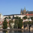 Charles bridge - Stock Photo