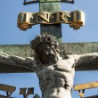 Christ cross — Stock Photo #17471201